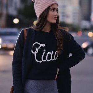 EUC Wildfox Sweater